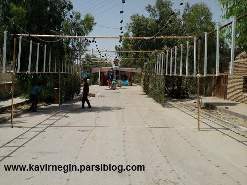 آغاز به کار جوانان مهرجانی برای جشن نیمه شعبان به گزارش تصویر-تاریخ:31خرداد92
